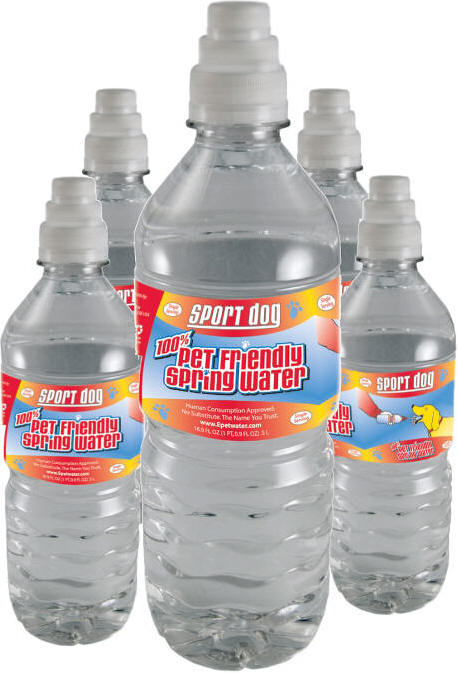 Pet Water Sport Dog - Pet Water Recommended by Vets - Pet Water